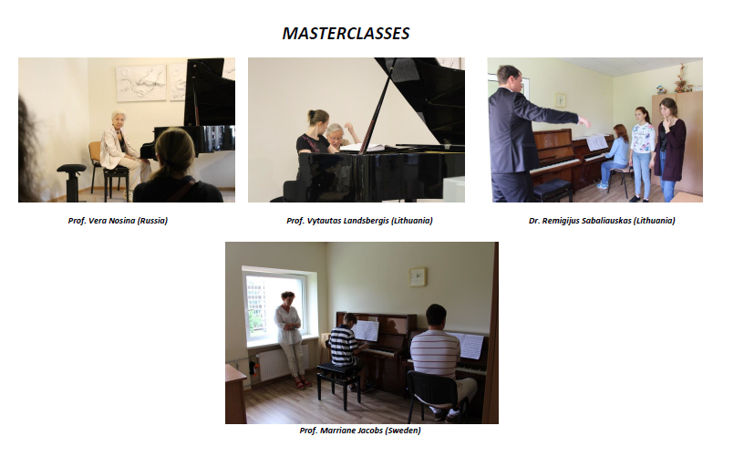 Masterclasses fto anlg